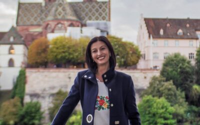 Cristina Bronner, Rumänien