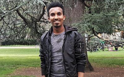 Merhawi Zemicheal, Eritrea