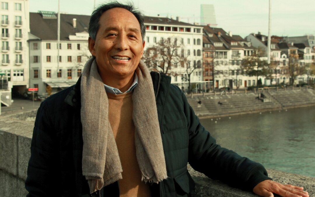 Migmar Wangdu Christoph Raith, Tibet