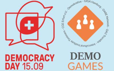 Let's play Demokratie!