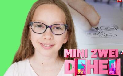"""Zana Zeqiri in """"Mini zwei Dihei"""""""